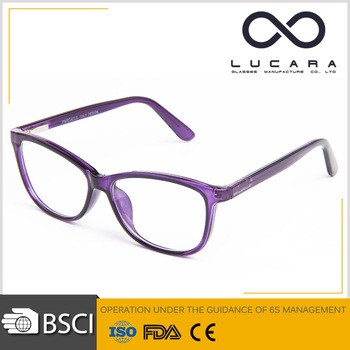 06802f2f0ef Full Rim Frame Plastic Optical Eyeglasses