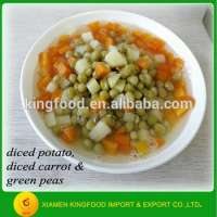 canned diced carrot  Manufacturer