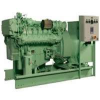 Auxiliary machine Manufacturer