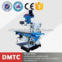 Slotting head vertical horizontal milling machine