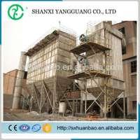 Ash dust catcher air filter systems Manufacturer