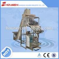 Automatic weighing Snack food packing machine bag nitrogen flushing potato chips packing machine Manufacturer