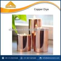 Decorative Copper Diyas Nominal  Manufacturer