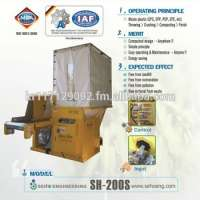 EPS Recycling machine Manufacturer