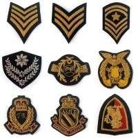Blazer Pocket Badge Embroidered Manufacturer