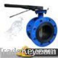 Flange end butterfly valves Manufacturer