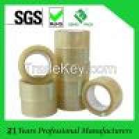 Acrylic Adhesive and Carton Sealing Use packing tape Manufacturer