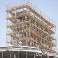 Laminated scaffolding plank Manufacturer