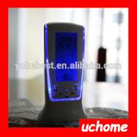 UCHOME Table Clock Student Clcok Alarm Thermometer Calendar Clock Manufacturer