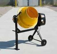 Mortar Cement Concrete Mixer
