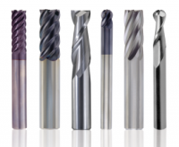 4 Flutes Flat End Mill Coated Altin Manufacturer