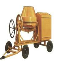 CEMENT CONCRETE MIXERS