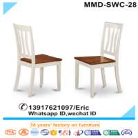 Kitchen Chair Wood Seat Buttermilk And Cherry Finish wooden dining chairSolid Wood Chair