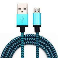 USB data Cable Nylon Braided Manufacturer