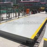 Pitless Type Concrete Weighbridge Manufacturer