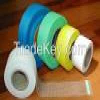 Silicone Adhesive Tape and Selfadhesive Fiberglass Mesh Tape Manufacturer
