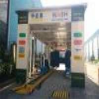 Tunnel type car wash machine 9 brushes Manufacturer