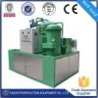 Gravity separating technology automatic transformer oil filter machine Manufacturer