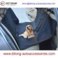 Large size polyester waterproof pet seat cover Manufacturer
