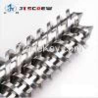 SJSZ conical twin screw barrel pvc pipesheetprofile Manufacturer
