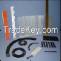 Industrial brush brush strips and cylinder brushes Manufacturer