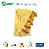 Disposable natural bbq bamboo skewer Manufacturer