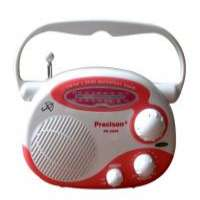 Waterproof bathroom shower radio Manufacturer