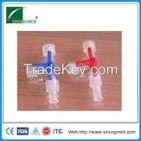 Medical injection instrument three way stopcock Manufacturer