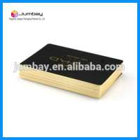 plastic gold ink playing card gold playing card Manufacturer