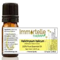 Helichrysum italicum essential oil Manufacturer