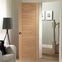 Hotel Interior Wooden Doors