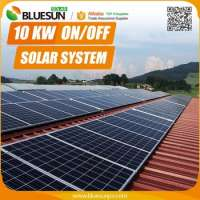 Customized Solar Power System for Home Manufacturer
