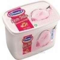Vinamilk Strawberry Ice Cream 1L
