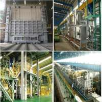 Industrial Furnace Plant Manufacturer