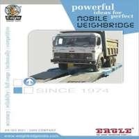 Mobile weighbridge  Manufacturer