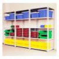 Slotted Angles Shelf Manufacturer
