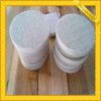 Polishing wool felt abrasive disc Manufacturer