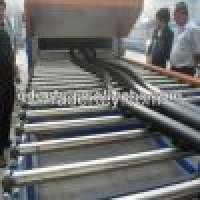 Flexible Fireproof Waterproof Foam rubber Copper Pipe Insulation material production line Manufacturer