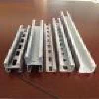 slotted strut channel support pregalvanised Manufacturer