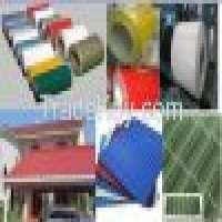 Prime PPGIColor Coated PPGIPrepainted Galvanized Steel SheetCoil Manufacturer