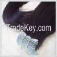 Invisible Tapes and Virgin hair skin weft tape hair extension Manufacturer