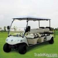 HDK 62 seat electric golf car Manufacturer