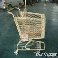 plastic shopping trolley Manufacturer