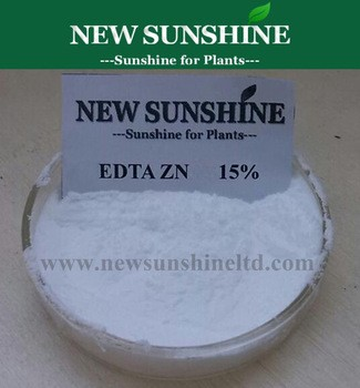 EDTA Zn EDTA chelation in agriculture