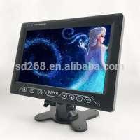 LED Mini Television 9inch motorized 1080p car monitor Manufacturer