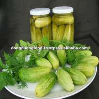 canned baby cucumber  Manufacturer