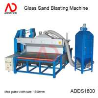 glass sand blasting machine Manufacturer
