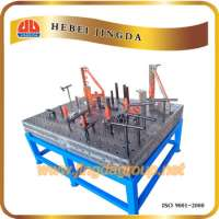 Casting Welding Fixture and Jigs