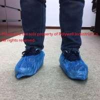 Anti-dust Waterproof Plastic Shoe Cover Manufacturer