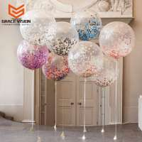 Customized Designed Party Helium Latex Balloons Manufacturer